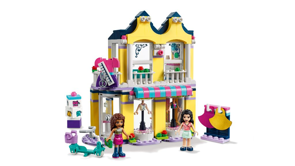 LEGO Friends 41427 Emmas Fashion Shop 4