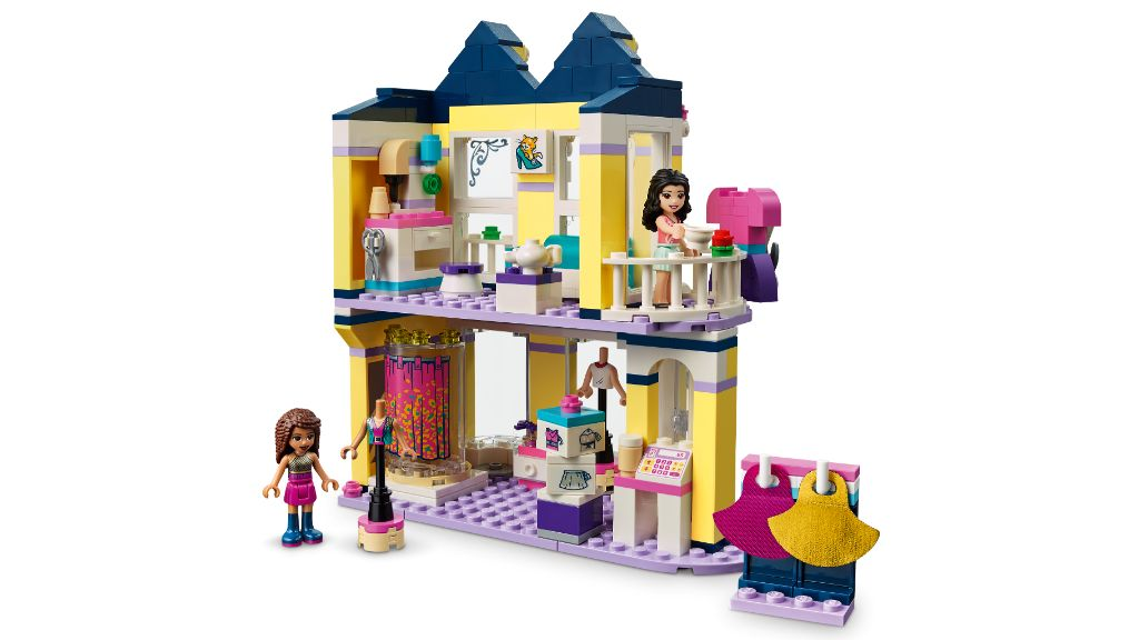 LEGO Friends 41427 Emmas Fashion Shop 5