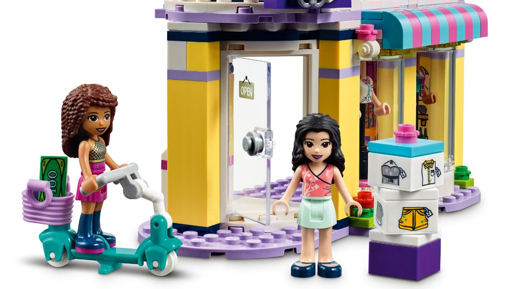 LEGO Friends 41427 Emmas Fashion Shop 6
