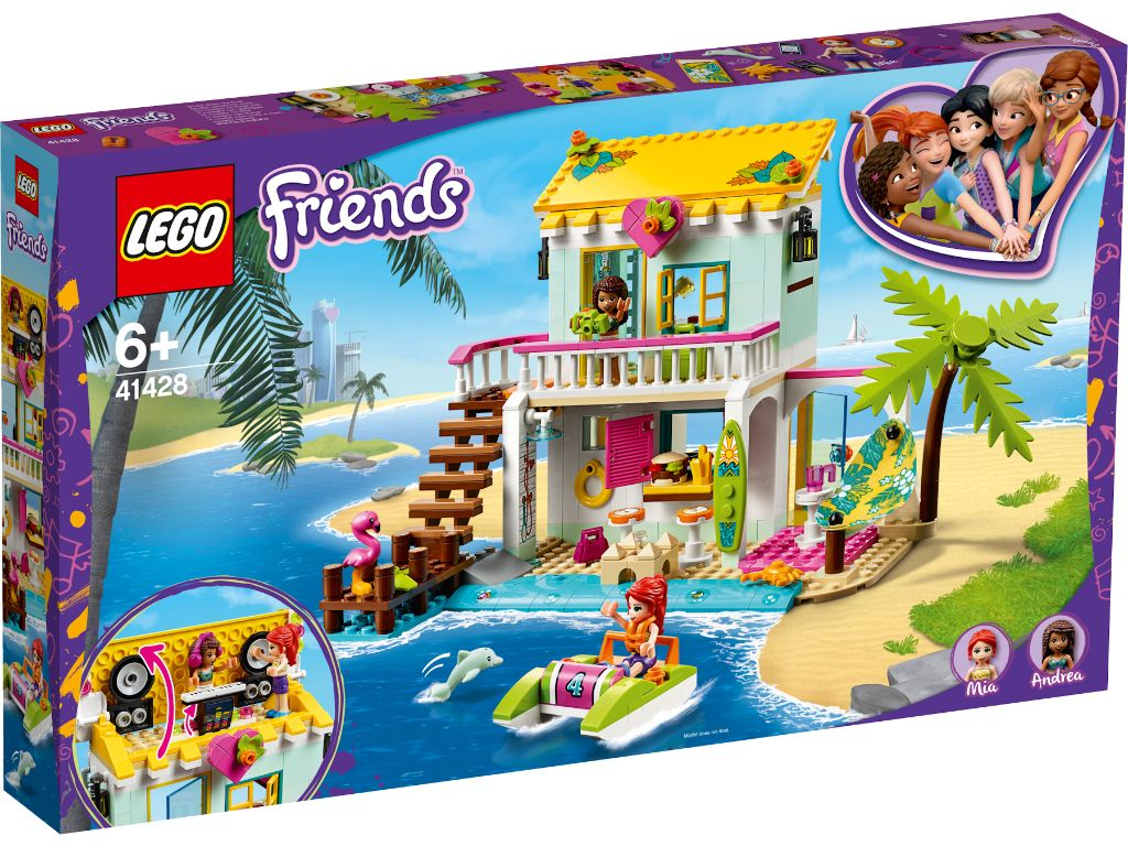 LEGO Friends 41428 Beach House 1