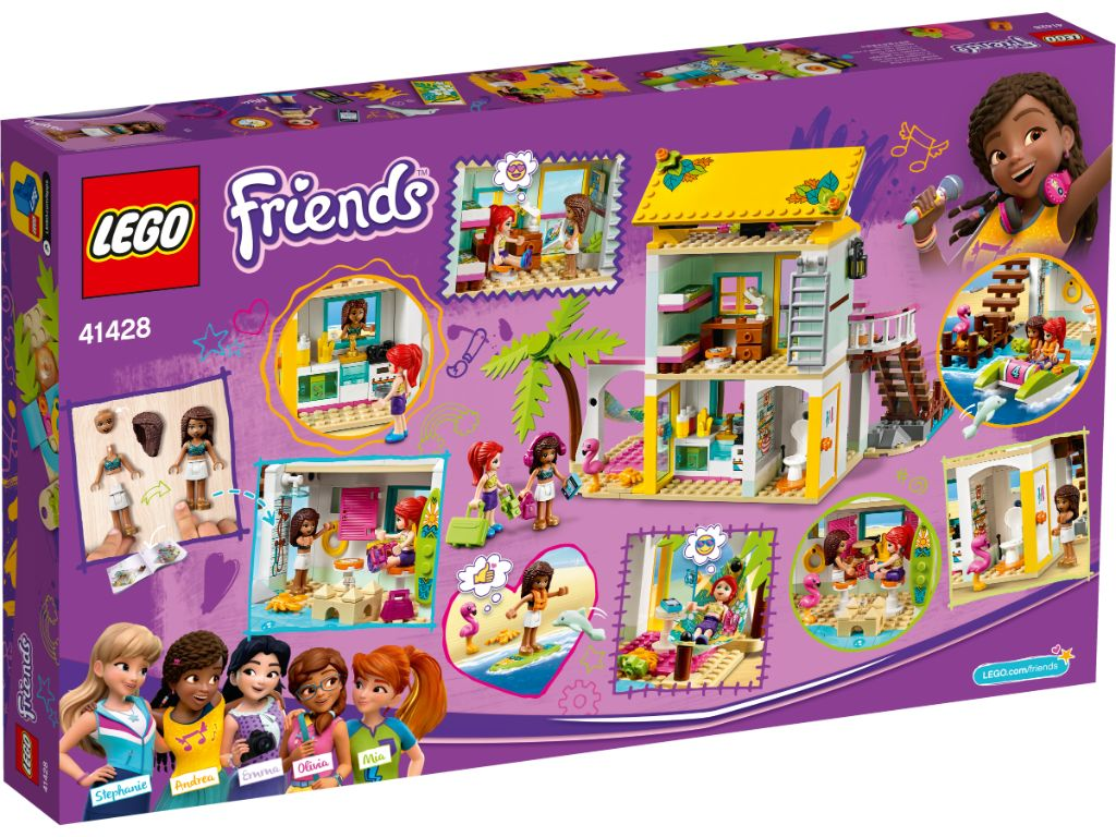 LEGO Friends 41428 Beach House 2