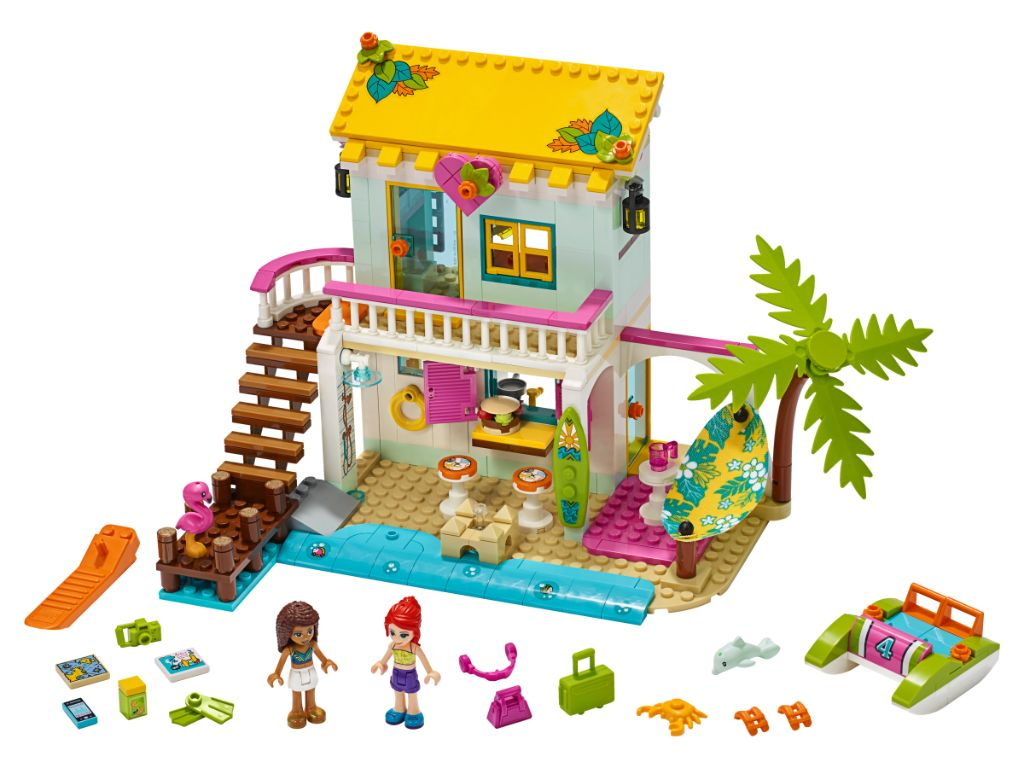 LEGO Friends 41428 Beach House 3