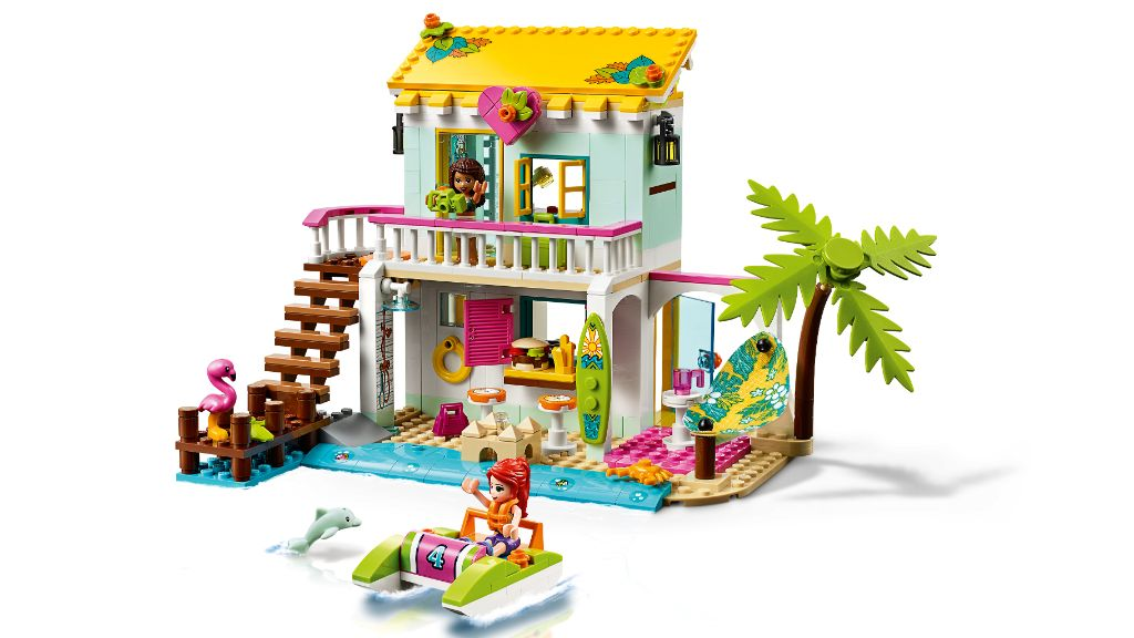 LEGO Friends 41428 Beach House 4