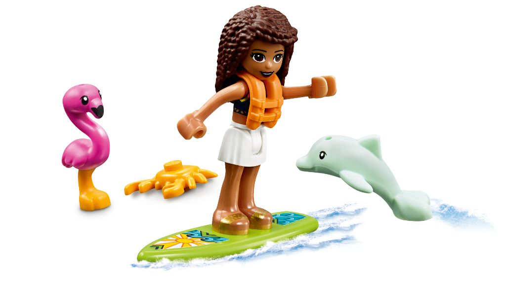 LEGO Friends 41428 Beach House 5