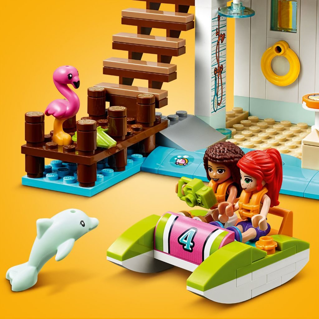 LEGO Friends 41428 Beach House 9 1024x1024