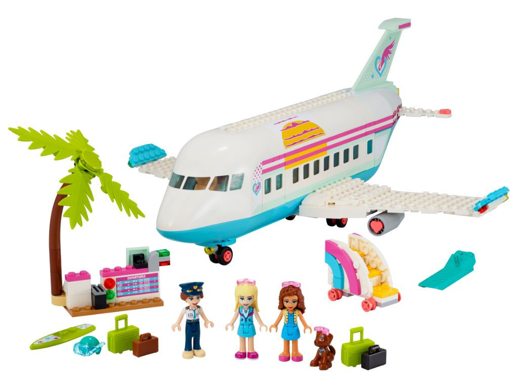 LEGO Friends 41429 Heartlake City Airplane 3