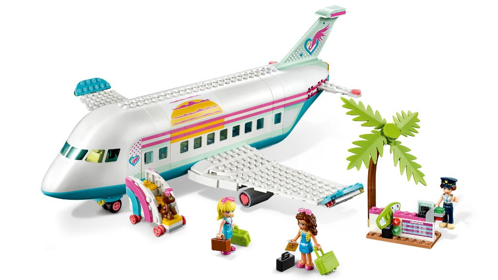 LEGO Friends 41429 Heartlake City Airplane 4