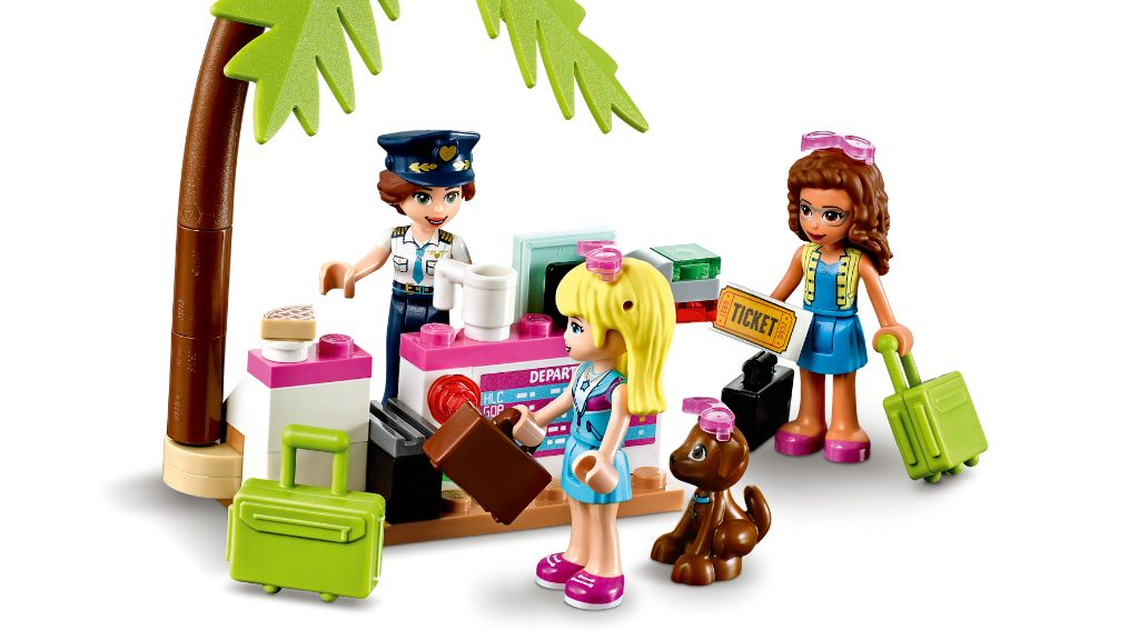 LEGO Friends 41429 Heartlake City Airplane 7