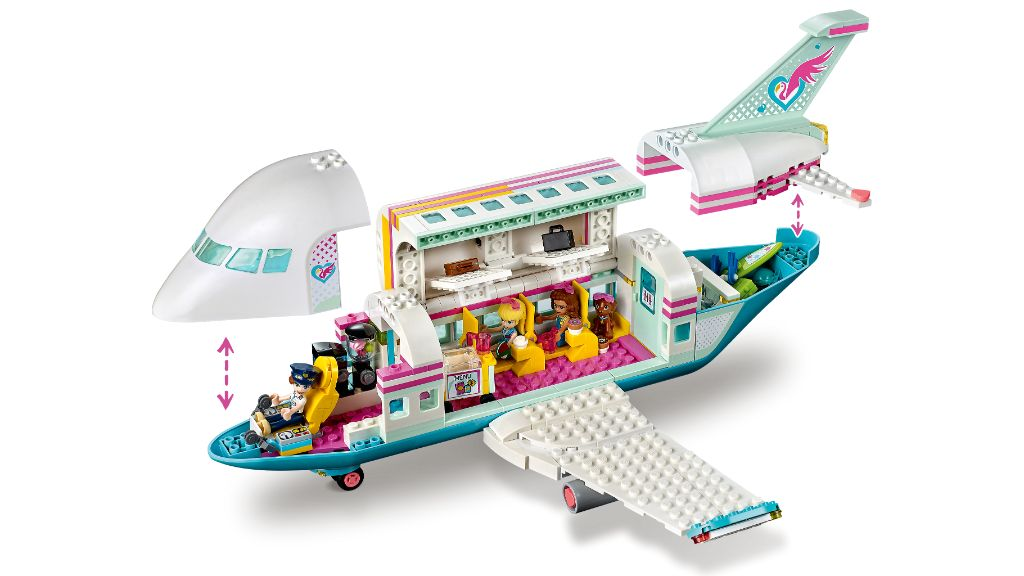 LEGO Friends 41429 Heartlake City Airplane 8