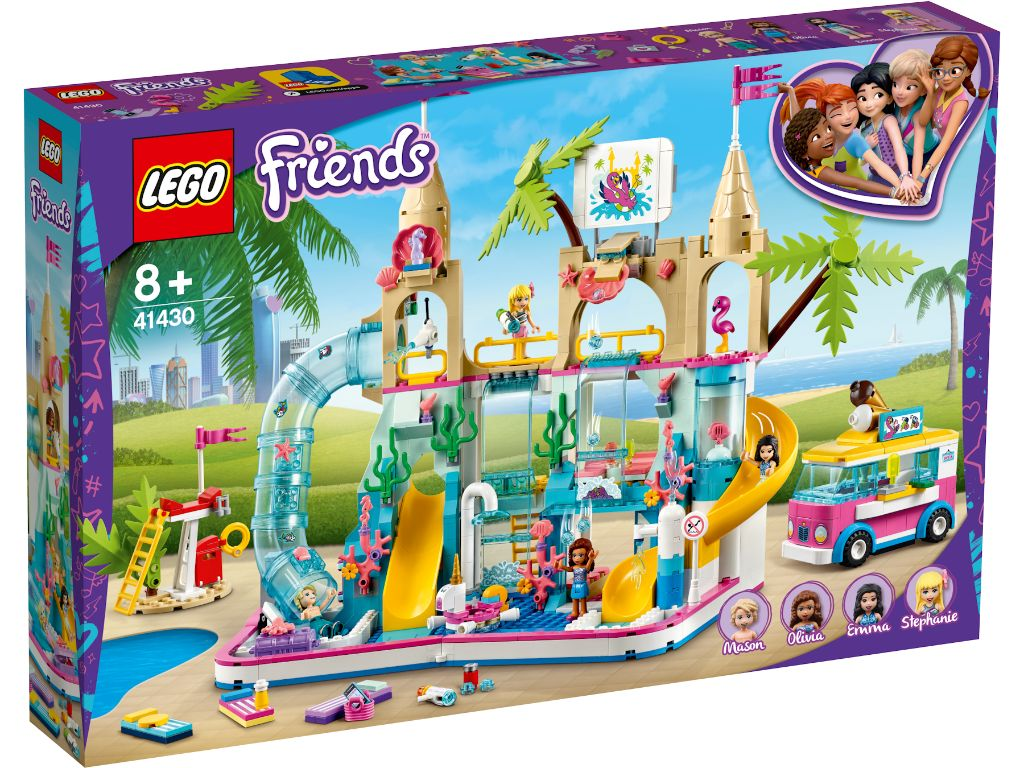 LEGO Friends 41430 Summer Fun Water Park 1