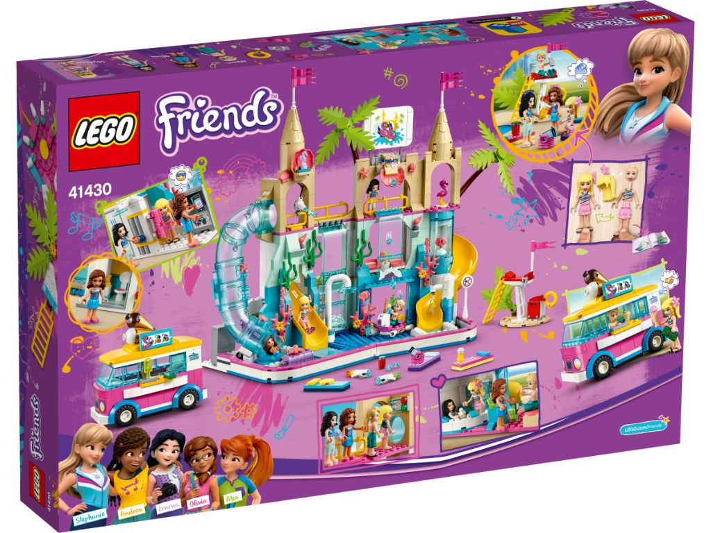LEGO Friends 41430 Summer Fun Water Park 2