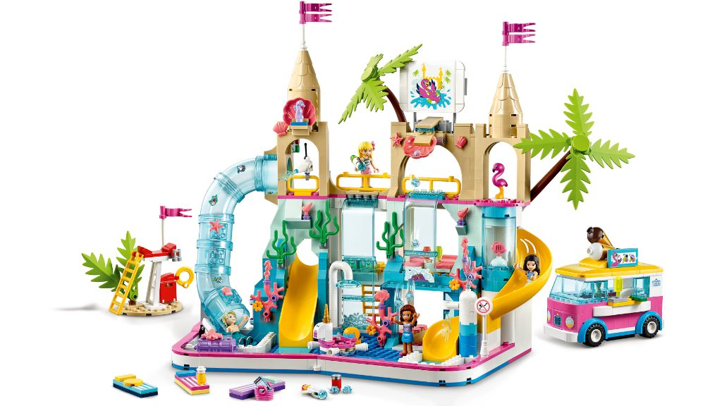 LEGO Friends 41430 Summer Fun Water Park 4