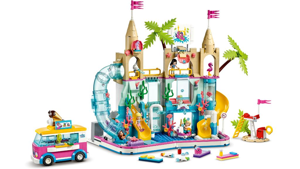 LEGO Friends 41430 Summer Fun Water Park 5