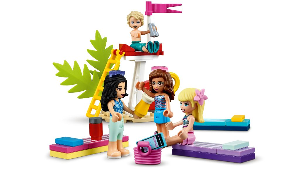 LEGO Friends 41430 Summer Fun Water Park 7