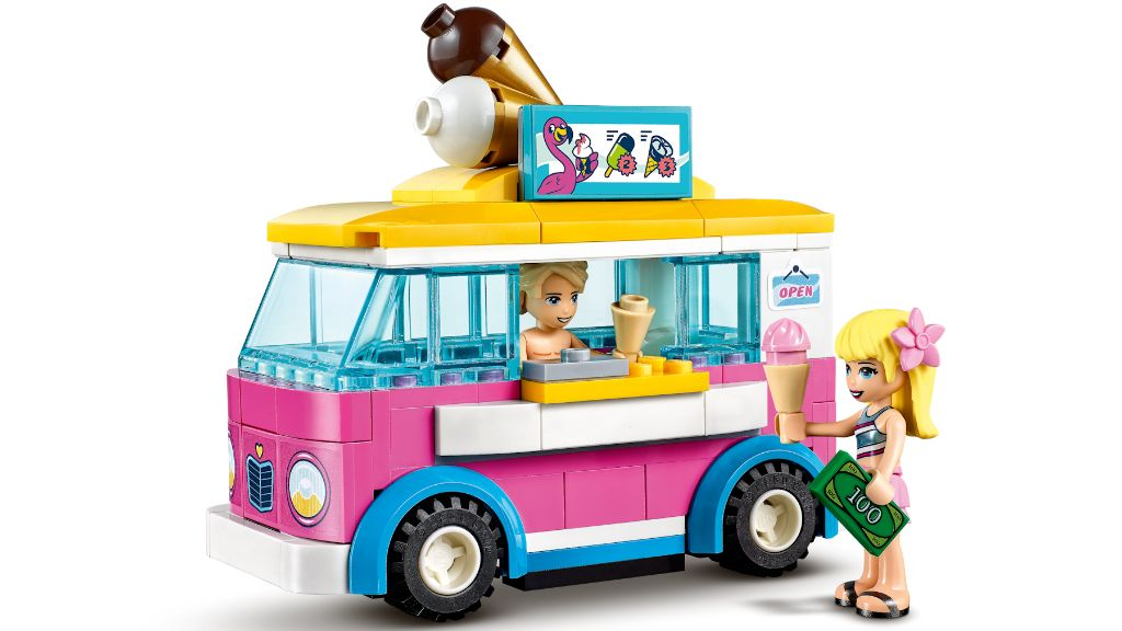 LEGO Friends 41430 Summer Fun Water Park 8