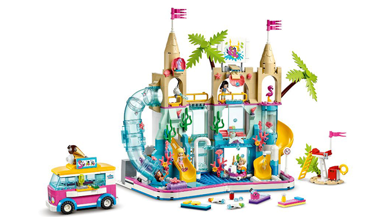 LEGO Friends 41430 Summer Fun Water Park Featured