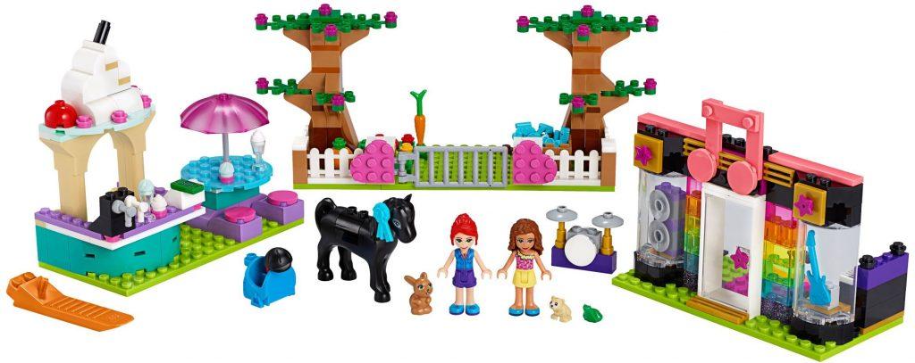 LEGO Friends 41431 Heartlake City Brick Box