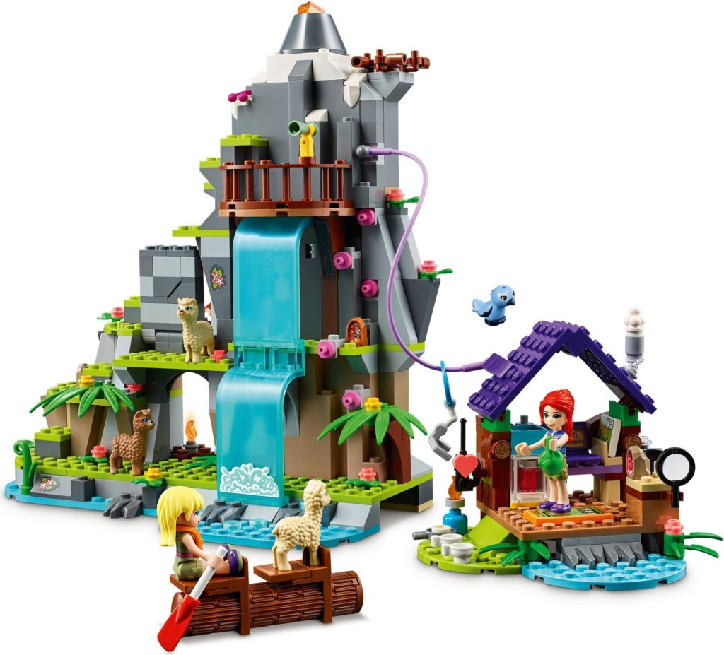 LEGO Friends 41432 Alpaca Mountain Jungle Rescue 5