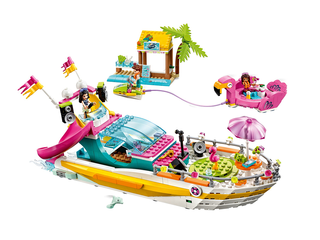 LEGO Friends 41433 Party Boat 7