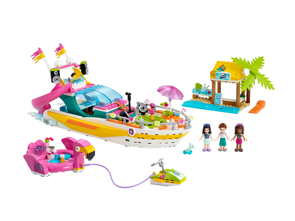 LEGO Friends 41433 Party Boat 9