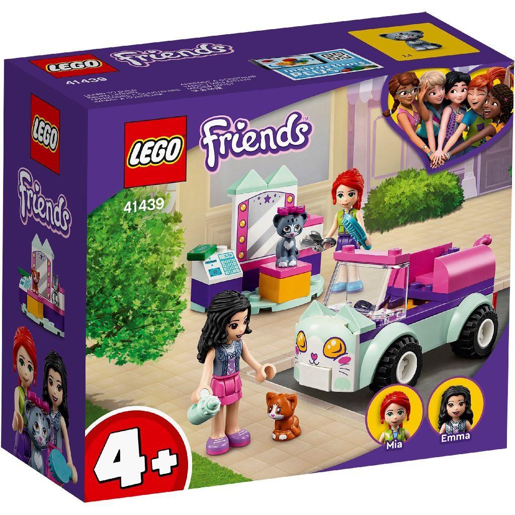 LEGO Friends 41439 Cat Grooming Car 1 1024x1024