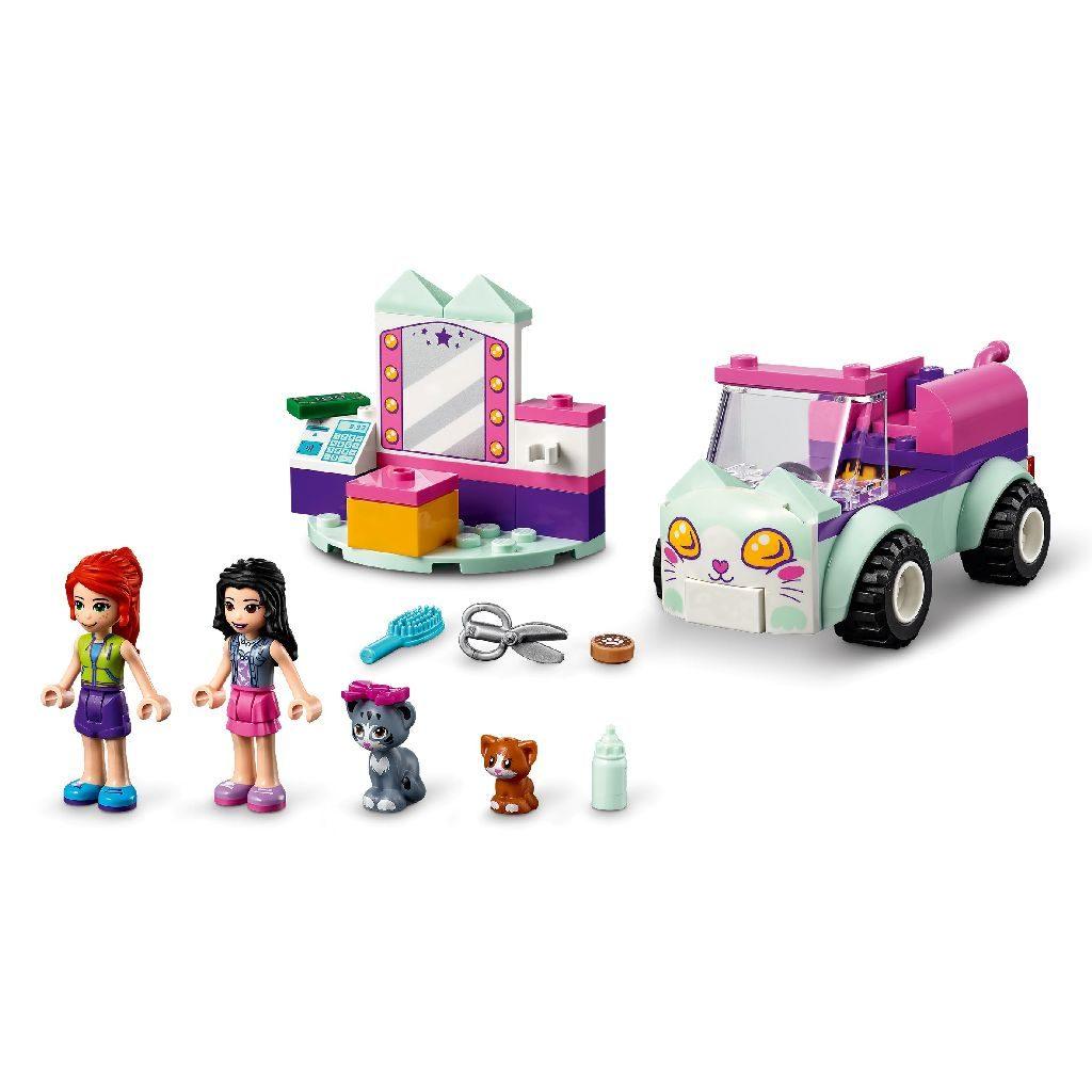 LEGO Friends 41439 Cat Grooming Car 2 1024x1024