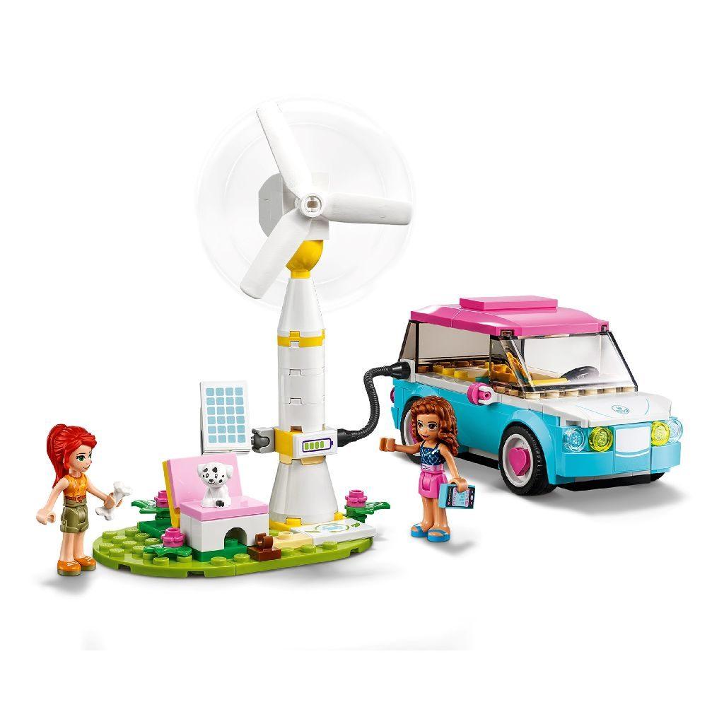 LEGO Friends 41443 Olivias Electric Car 2 1024x1024