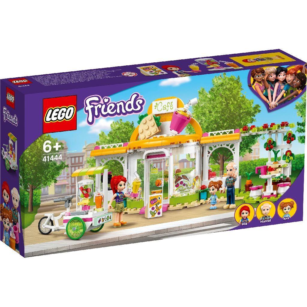 LEGO Friends 41444 Heartlake City Organic Cafe 1 1024x1024