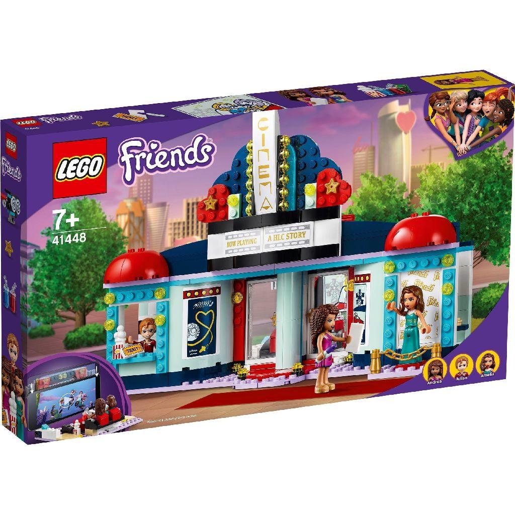 LEGO Friends 41448 Heartlake City Movie Theater 2 1024x1024