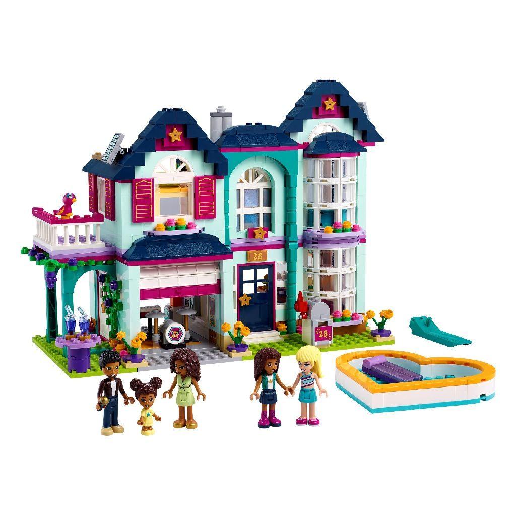 LEGO Friends 41449 Andreas Family House 2 1024x1024