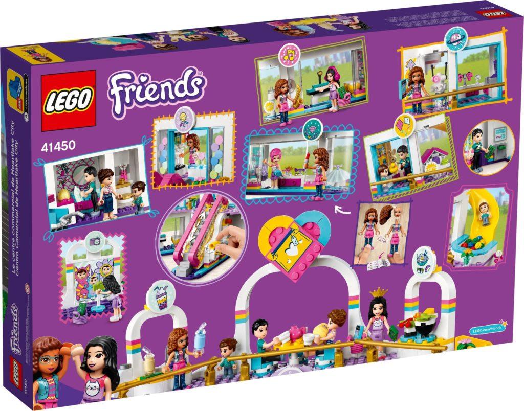 LEGO Friends 41450 Heartlake City Shopping Mall 2