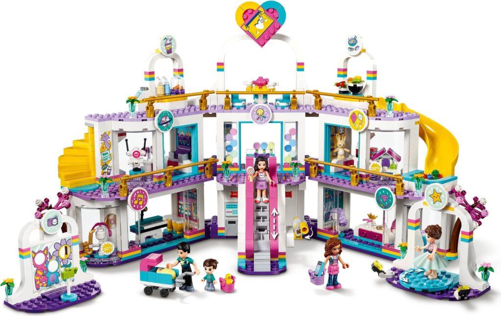 LEGO Friends 41450 Heartlake City Shopping Mall 3
