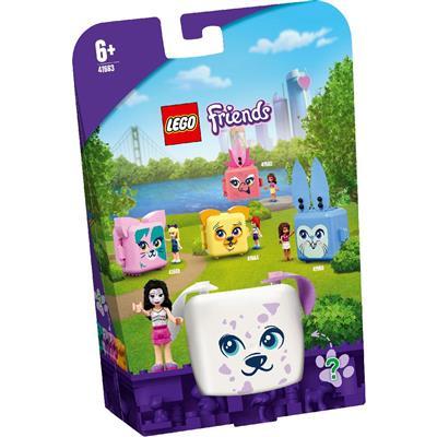 LEGO Friends 41663 Emmas Dalmatian Cube 1