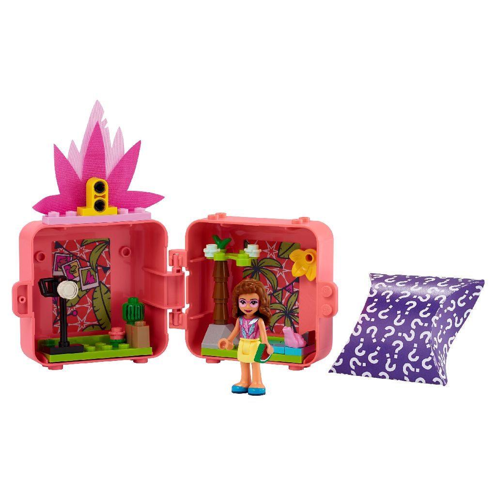 LEGO Friends 41663 Olivias Flamingo Cube 2 1024x1024