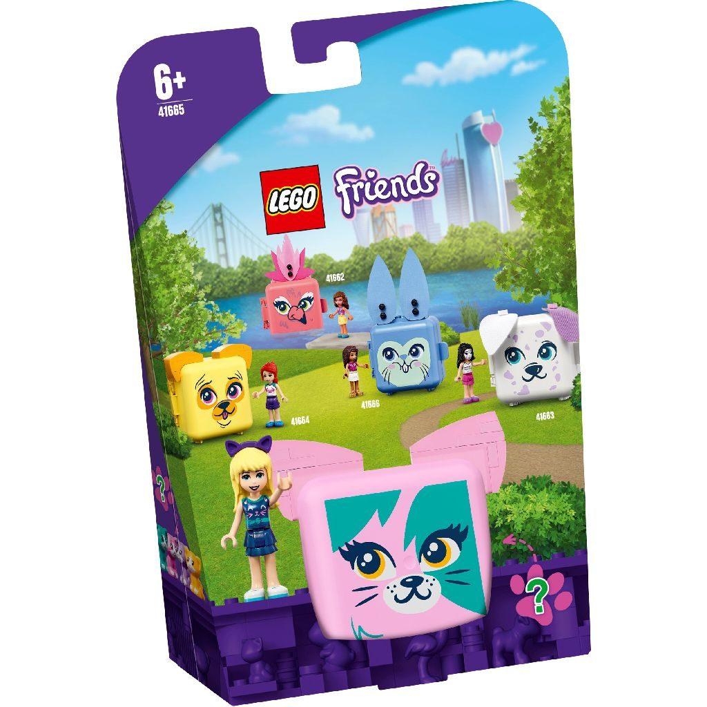 LEGO Friends 41665 Stephanies Cat Cube 2 1024x1024