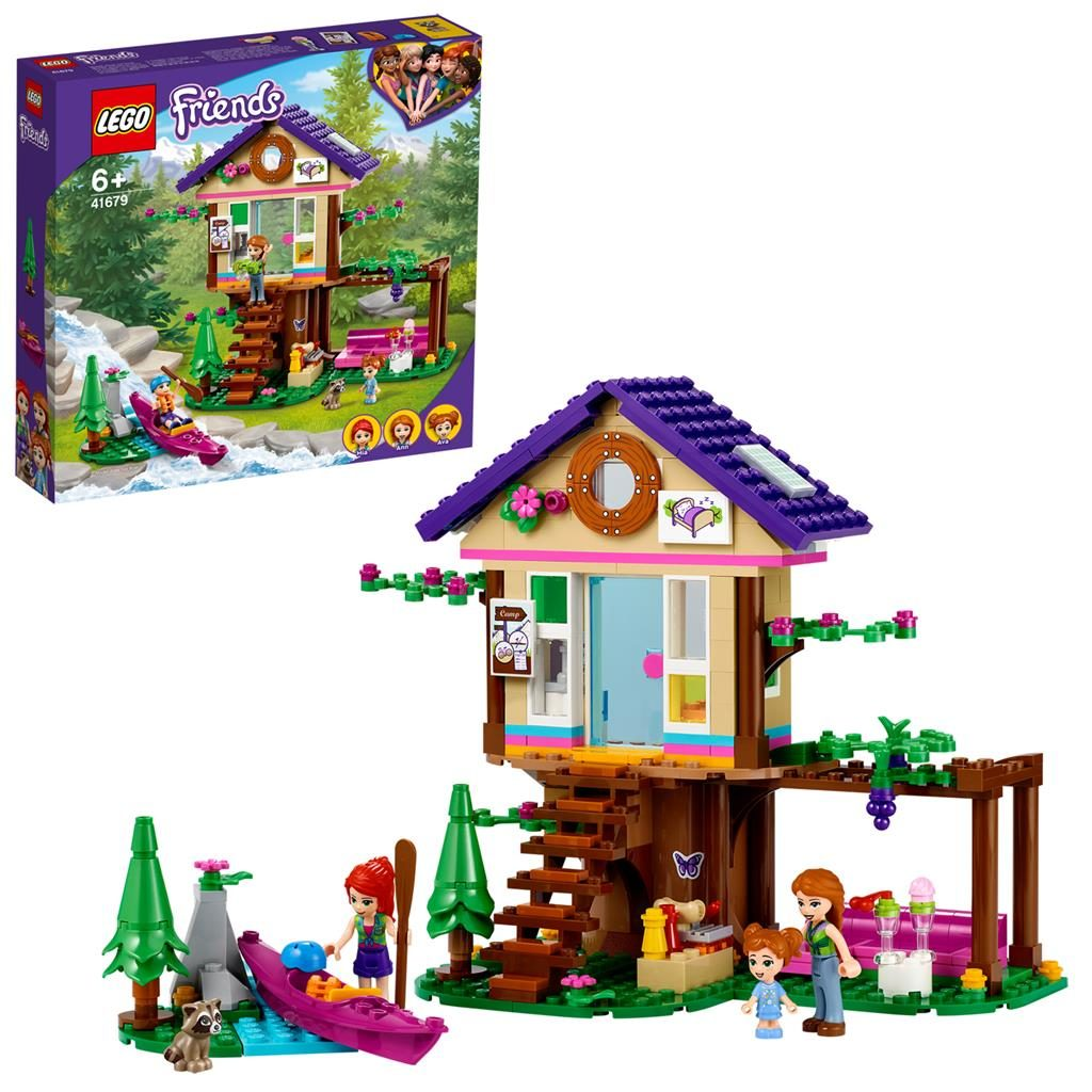 LEGO Friends 41679 Forest House 1024x1024
