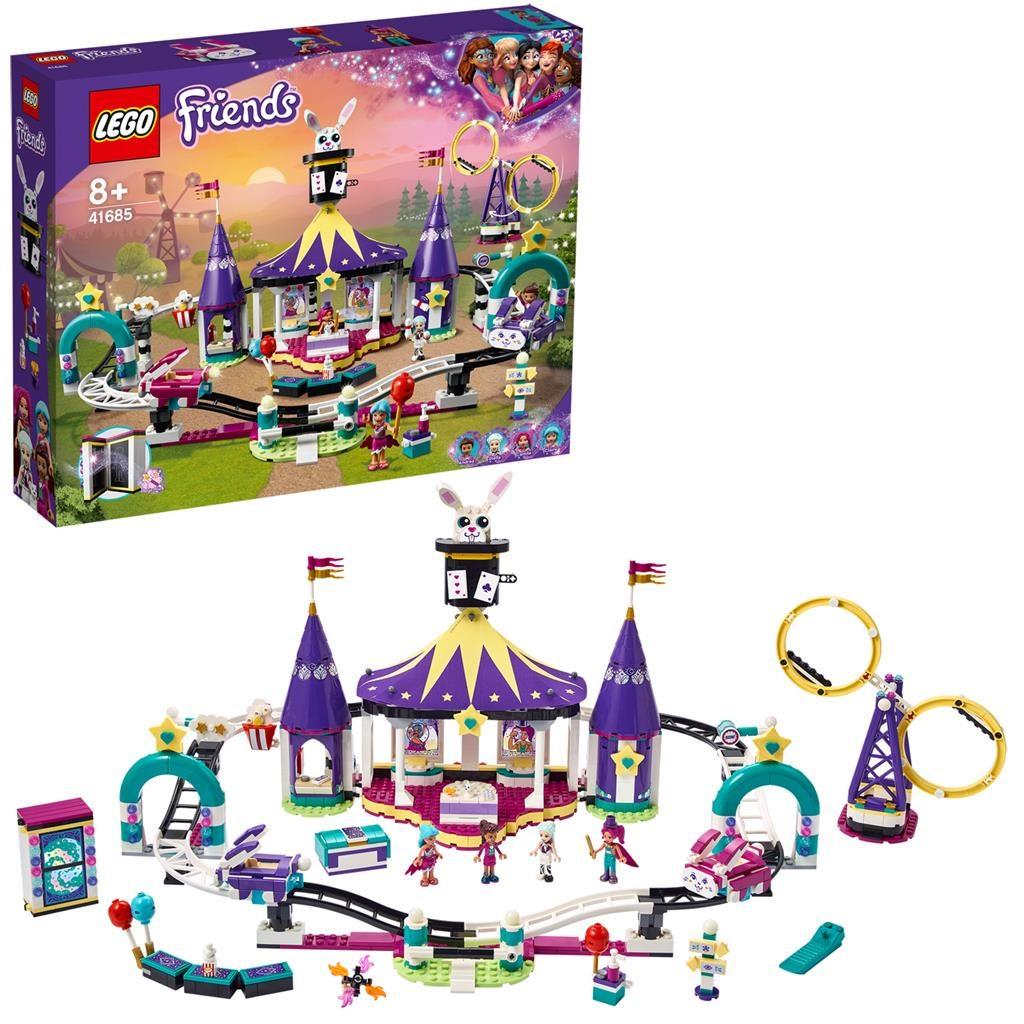 LEGO Friends 41685 Magical Funfair Rollercoaster 1
