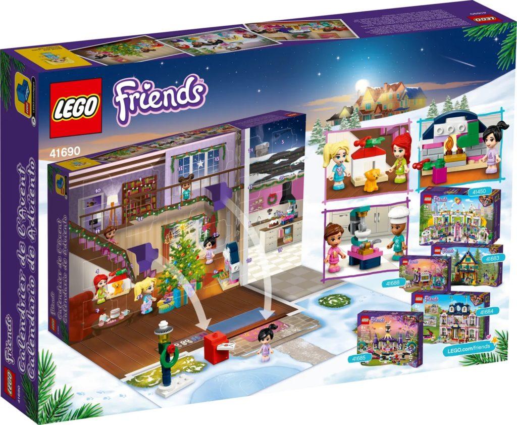 LEGO Friends 41690 Friends Advent Calendar 4
