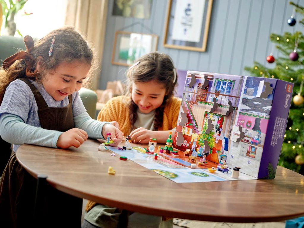 LEGO Friends 41690 Friends Advent Calendar 6