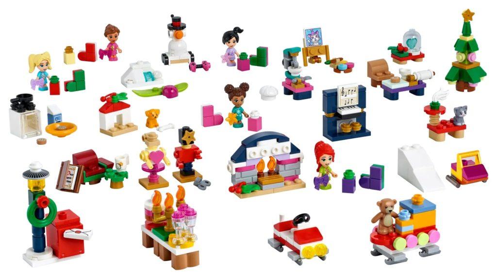 LEGO Friends 41690 Friends Advent Calendar 8