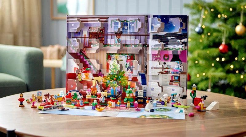 LEGO Friends 41690 Friends Advent Calendar featured