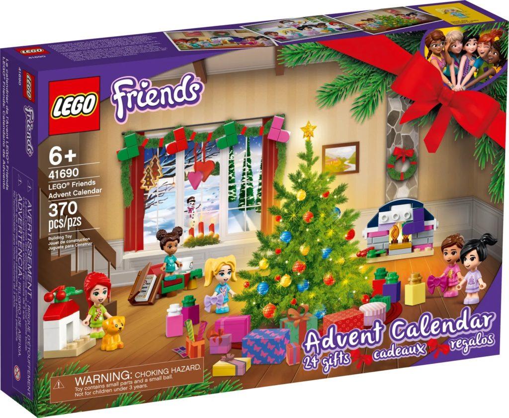 LEGO Friends 41690 Friends Advent Calendar