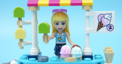 LEGO Friends 43189 Ice Cream Cart