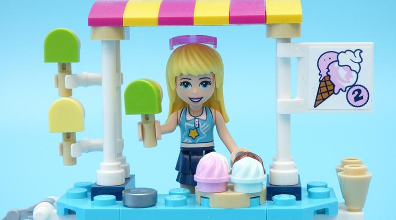 LEGO Friends 43189 Ice Cream Cart Featured