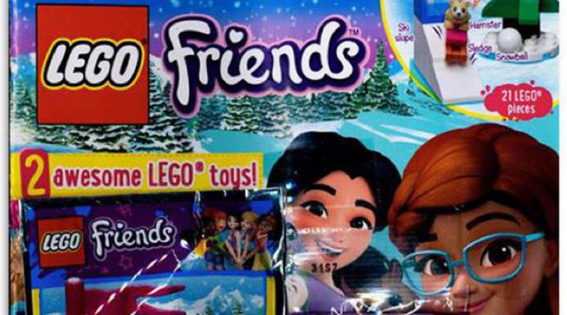 LEGO Friends Issue 77 Cover Featured