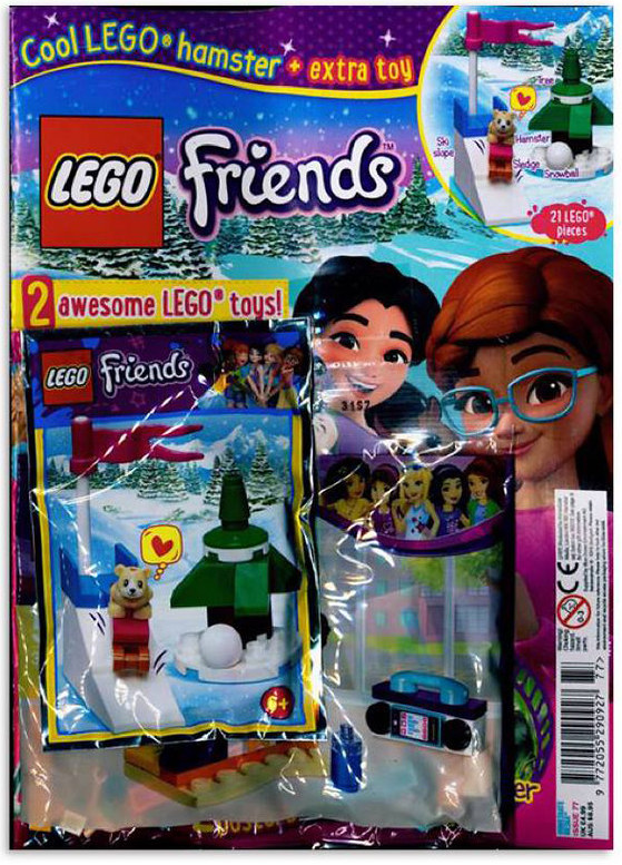 LEGO Friends Issue 77 Cover