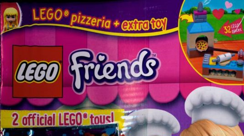 LEGO Friends Issue 78 Featured