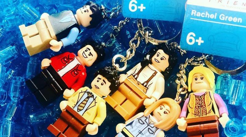 LEGO Friends Keychains Featured