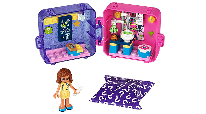 LEGO Friends Magic Cube