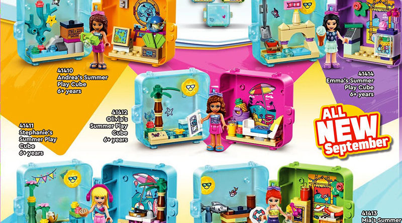 LEGO Friends Play Cubes Series 3 Featured 800x445